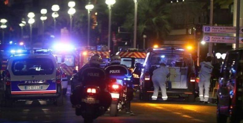 : هجوم بالشاحنة في نيس خلال الاحتفال بيوم الباستيل