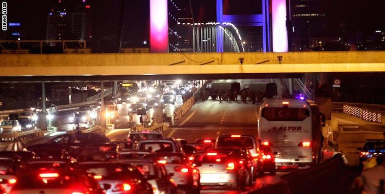 : محاولة انقلابية في تركيا