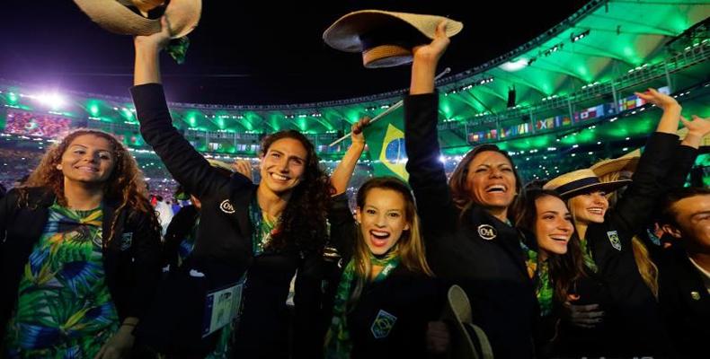 : افتتاح أولمبياد ريو.. جمال وفن وأضواء وحضارات