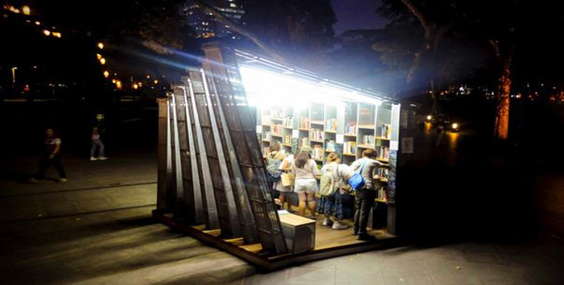 : أفضل تحف الهندسة المعماريا، عالميا، لسنة 2016