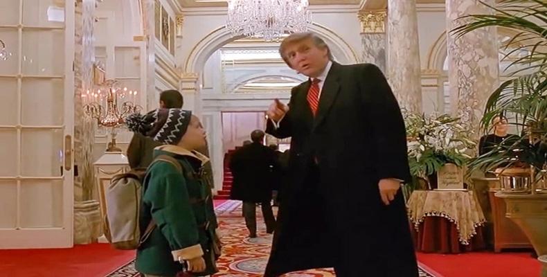 : ترامب.. تكتيك الصورة
