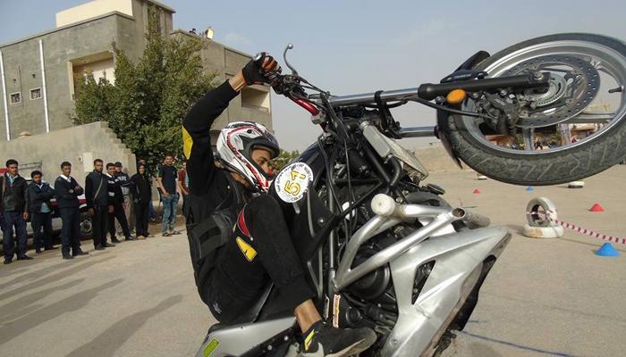 : مهرجان الرياضات الميكانيكية بترهونة.. فسحة مرح وسط الزحام