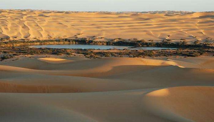 : صحراء ليبيا.. عالم رحب لا يكدر صفوه الضجيج