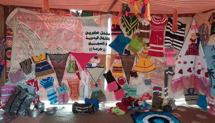 : ترهونة.. تحف تؤثث معرض التراث الشعبي