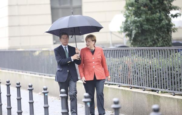 : الشابة الهادئة التي حكمت ألمانيا.. تغادر دون ضجيج