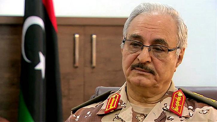 ليبيا المستقبل       بعد حملة طويلة في بنغازي .. حفتر يضع طرابلس نصب عينيه