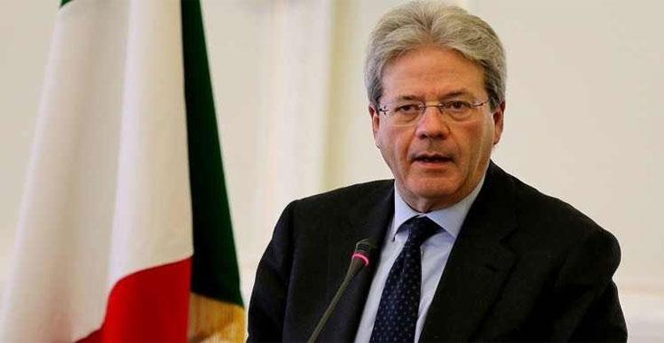 ليبيا المستقبل       جينتيلوني: إيطاليا فتحت الطريق في مجال العلاقات نحو ليبيا
