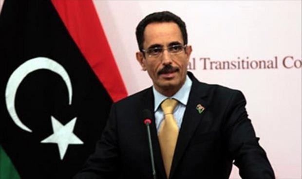 ليبيا المستقبل       غوقة: لا أثق في الدور الأميركي لحل الأزمة في ليبيا