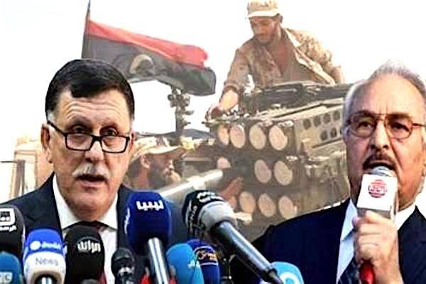 ليبيا المستقبل       ليبيا: السراج يقترب من مشروع حفتر.. والسويحلي يغرد خارج السرب