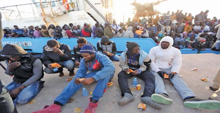 ليبيا المستقبل       ليبيا: المدن الساحلية تجني الملايين من تهريب الأشخاص