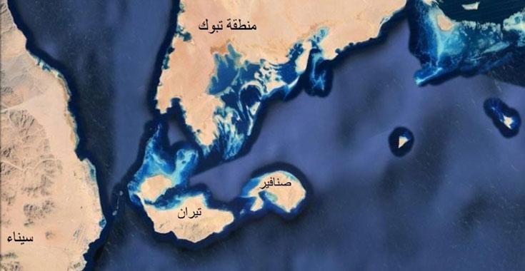 ليبيا المستقبل       إعلامي مصري يدعو للتراجع عن  فتنة  تيران وصنافير