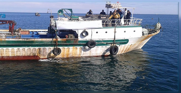 ليبيا المستقبل       ليبيا تشترط دفع البحارة التونسيين لغرامات مالية مقابل الإفراج عنهم