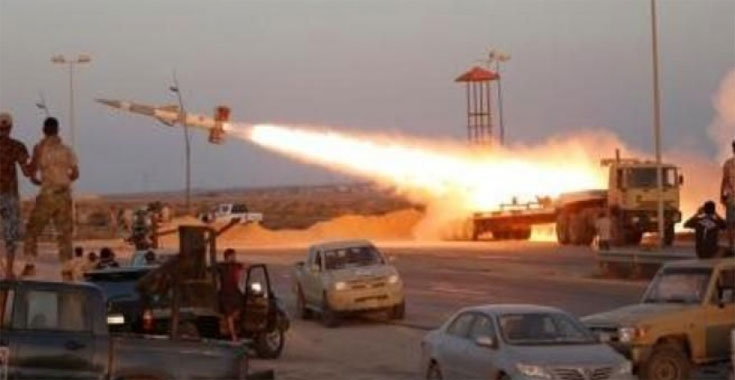 ليبيا المستقبل       الصراع مستمر في ليبيا بعد طرد داعش من سرت
