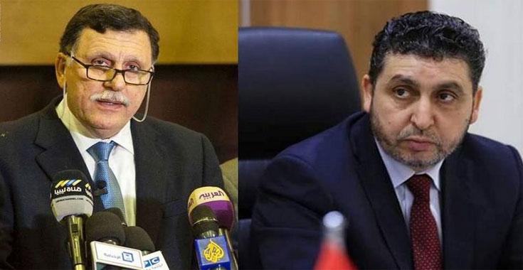 ليبيا المستقبل       ليبيا: الصراع بين السراج والغويل على طرابلس.. لمن تميل الغلبة؟