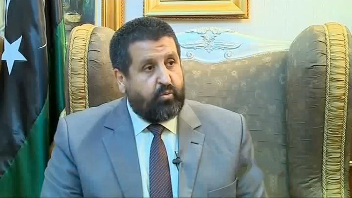 ليبيا المستقبل       عضو بـ مجلس الدولة  يدعو إلى ادراج حفتر و قواته  ضمن قائمة التنظيمات  الإرهابية