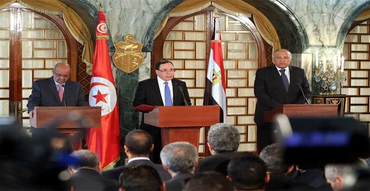 رئاسة الجمهورية التونسية تنفي التنسيق مع محسن مرزوق حول زيارته لليبيا
