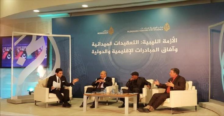 ليبيا المستقبل       الأزمة الليبية: التعقيدات الميدانية وآفاق المبادرات الإقليمية والدولية