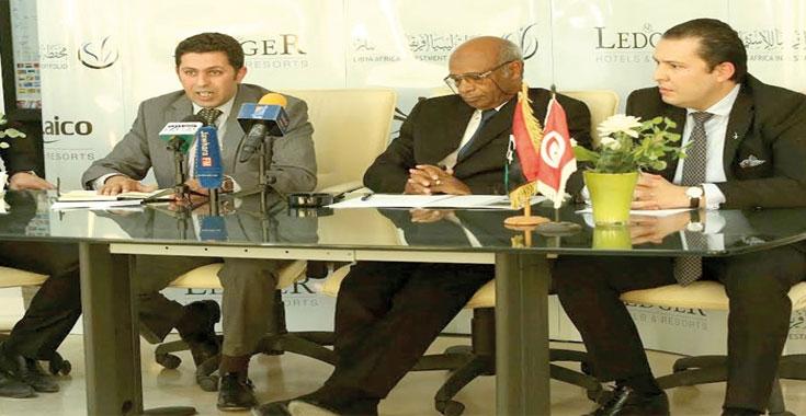 ليبيا المستقبل       محفظة ليبيا أفريقيا للاستثمار تراهن على تونس لتعزيز استثماراتها