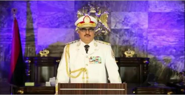 ليبيا المستقبل       العربي الجديد: فيتو أميركي يوقف خطة حفتر لاقتحام طرابلس