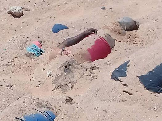 ليبيا المستقبل       مصريون يفرون من جحيم الفقر إلى الموت في صحراء ليبيا