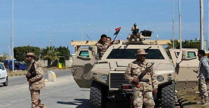 ليبيا المستقبل       هدوء حذر شرق طرابلس بعد اشتباكات بين قوات  الوفاق  و الإنقاذ