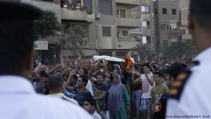 ليبيا المستقبل       مصر: مقتل شخص في اشتباكات بين قوات الأمن وسكان جزيرة الوراق