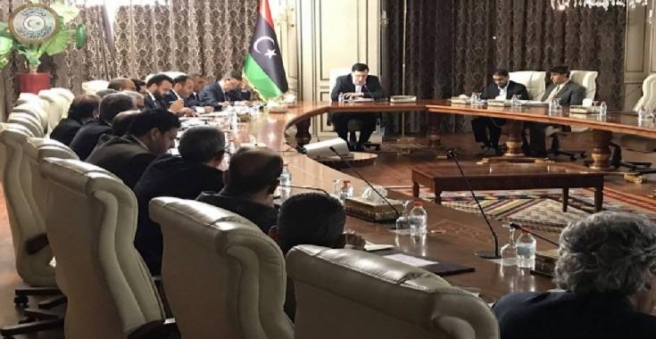 ليبيا المستقبل       السراج يعقد اجتماعا موسعا لبحث أزمة المهرباء